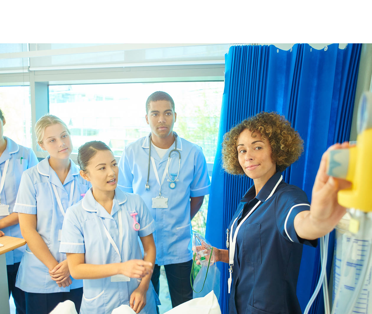 The Clinical Learning Environment