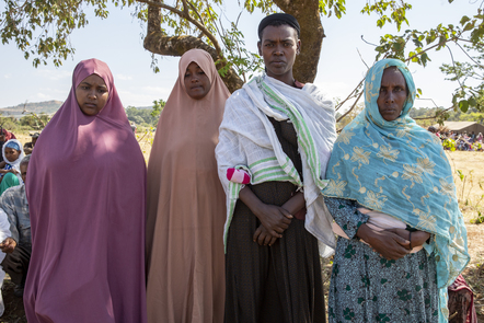 Survivors Of Benishangul-Gumuz Attack Recount Stories Of Escape And Loss.