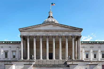 University College London campus. Copyright: UCL; Photographer: Tony Slade.