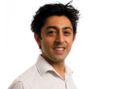 Photo of Sanjay Patel (image: ©Sanjay Patel LinkedIn)