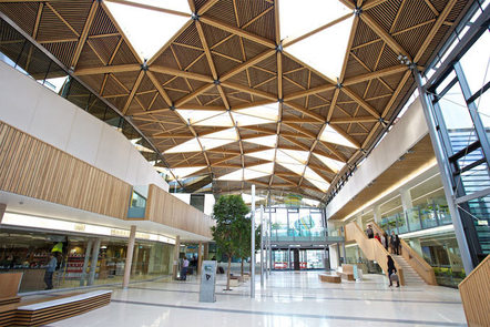 University of Exeter Forum Building