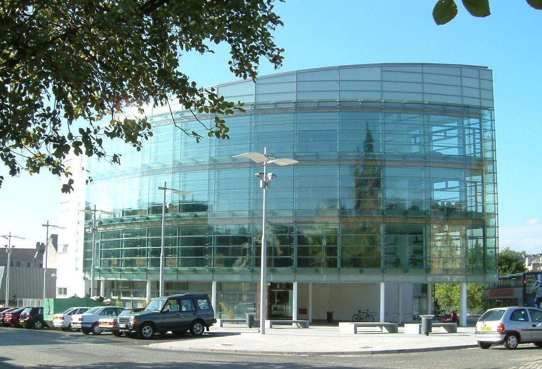 University of Glasgow Medical School building