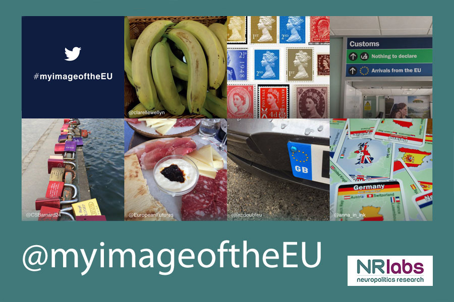 Banner with a selection of images submitted to the #myimageoftheEU project