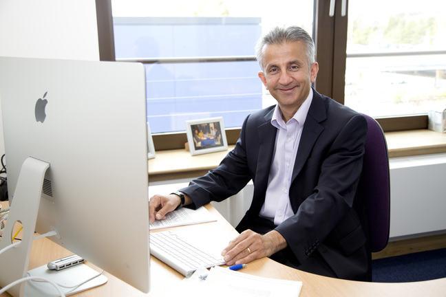 Professor Dilip Nathwani