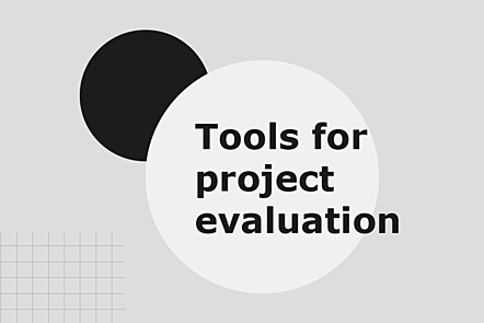 Tools for project evaluation