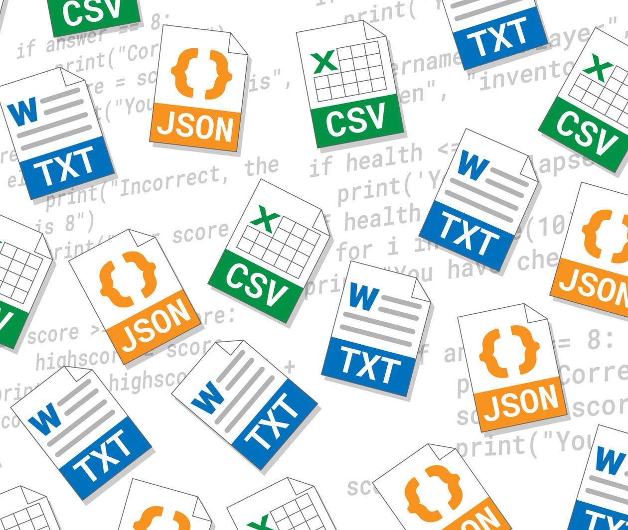 Programming 103: Saving and Structuring Data