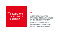 The Graduate Institute of International and Development Studies logo.