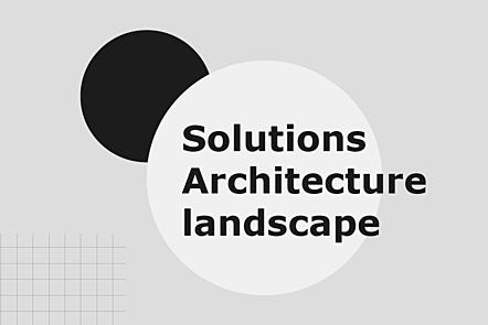 PFP01-Title card-Solutions Architecture landscape