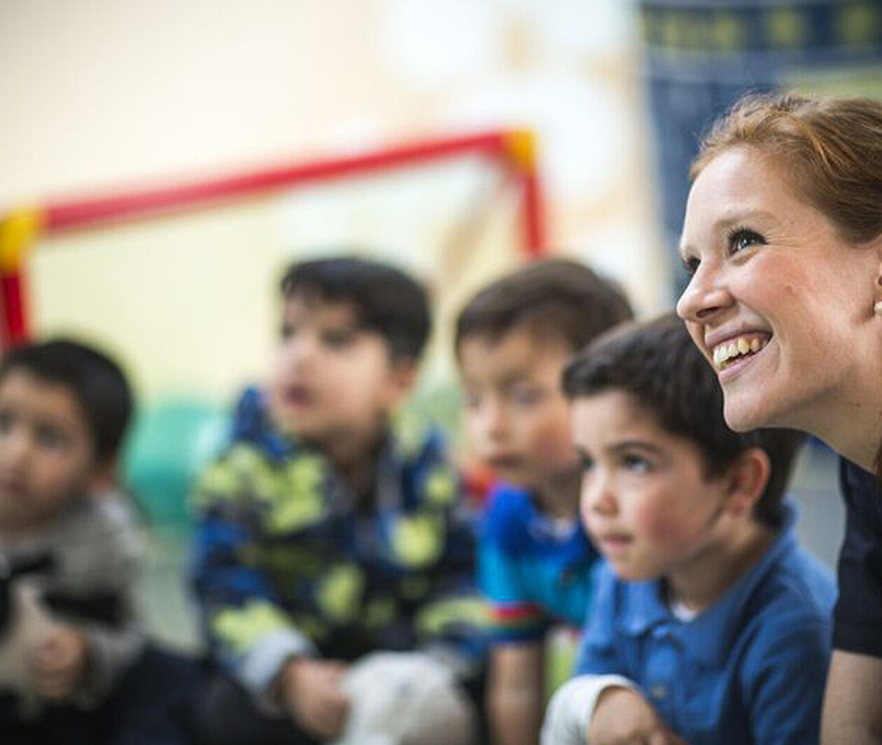 English in Early Childhood: How Happy Children Learn