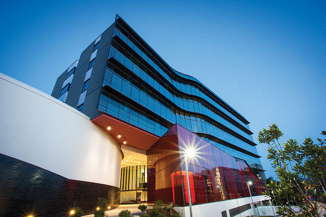 Griffith Business School Building