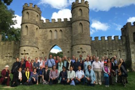 ISCCL 2016 Annual Meeting,  Sham Castle, Bath (UK)