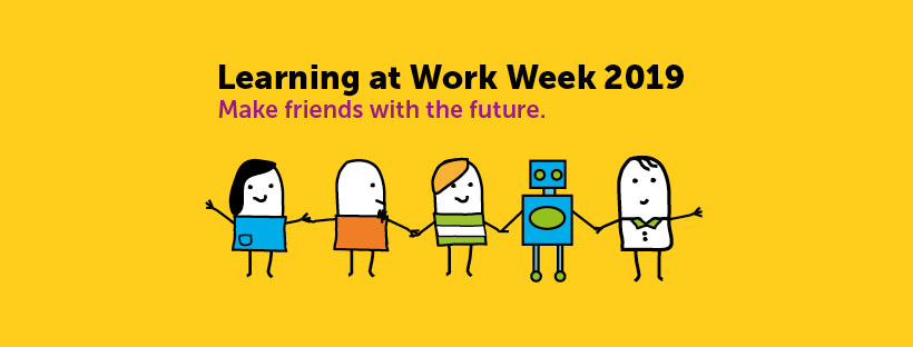 Learning at Work Week logo