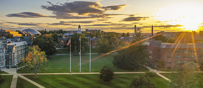 Images of the University of Connecticut Campus