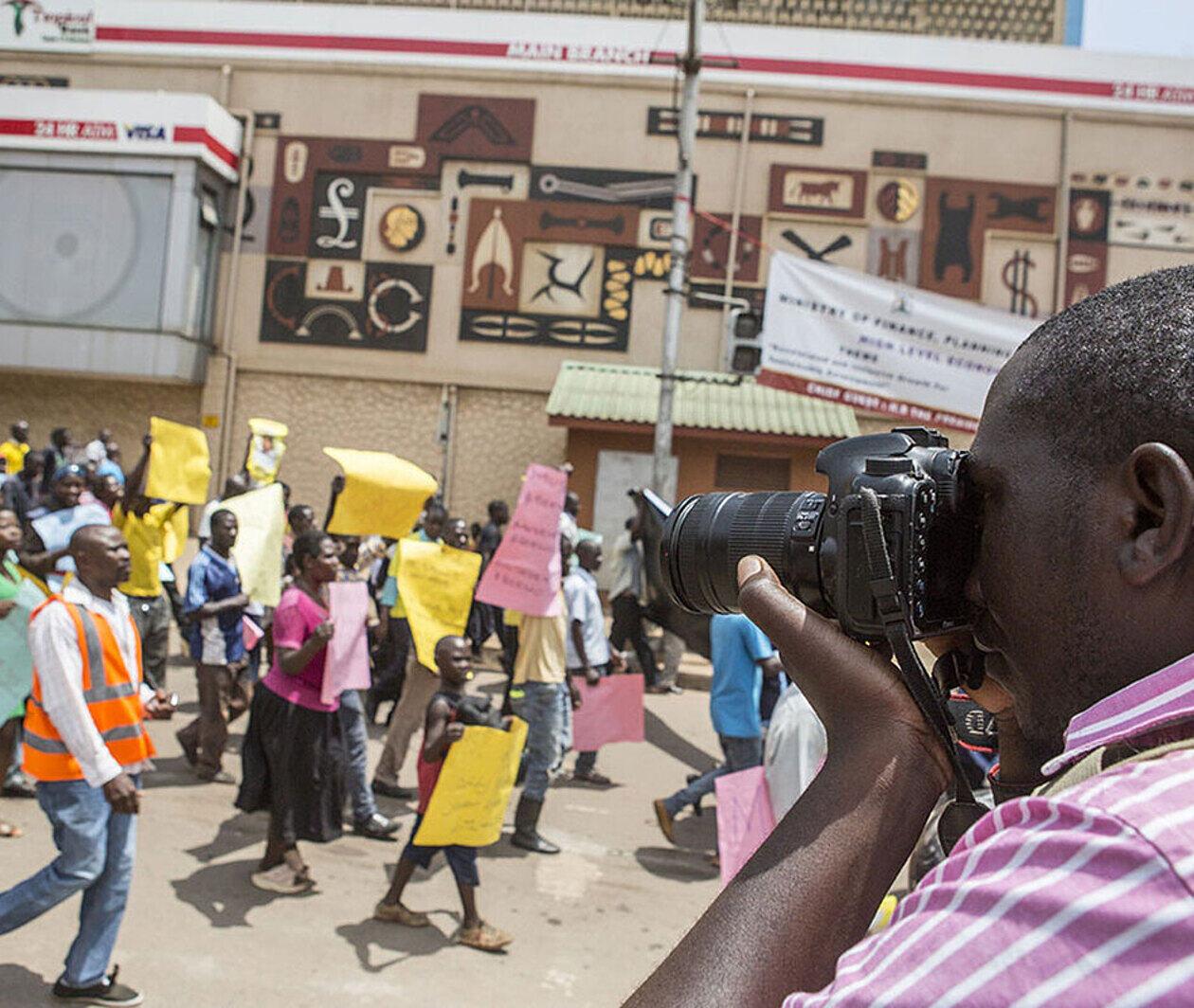 Why Does Media Matter for Development?