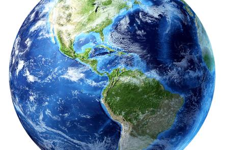 Planet Earth © leonello calvetti/Shutterstock, 2014