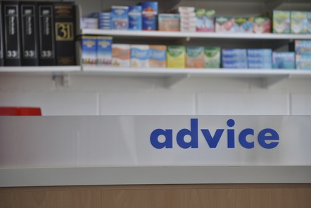 Advice counter