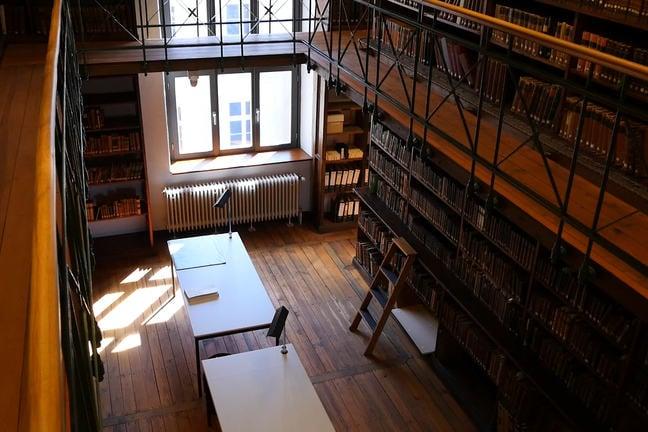 Göttingen library