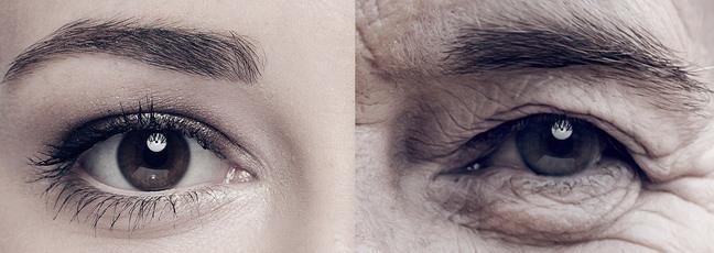 Ageing through time