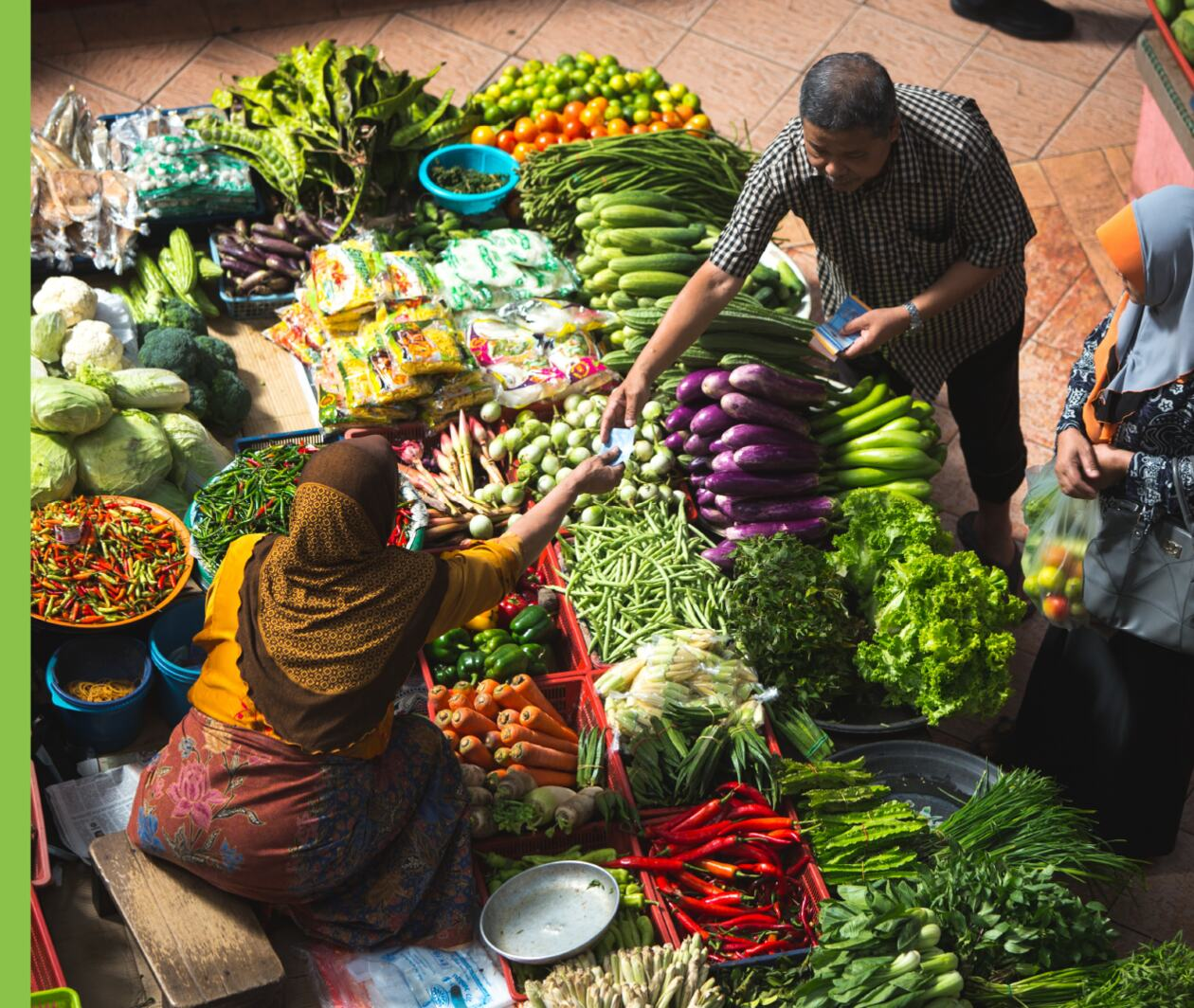 A Nutritional Approach to Agriculture and Food Security
