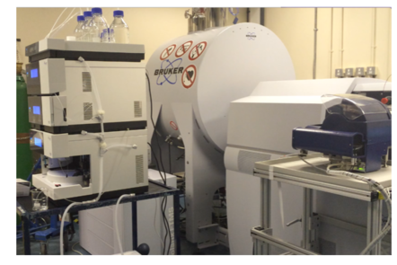 The fourier transform ion cyclotron resonance mass spectrometer