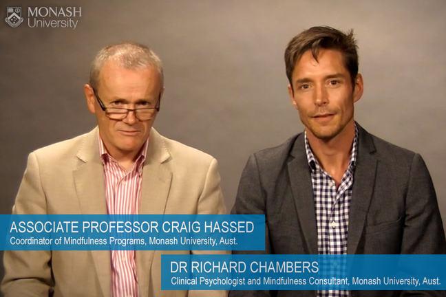 Craig and Richard.