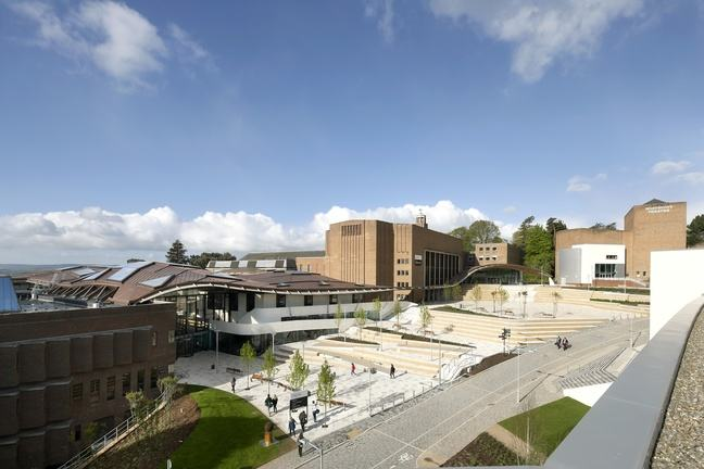 The Forum Building - University of Exeter