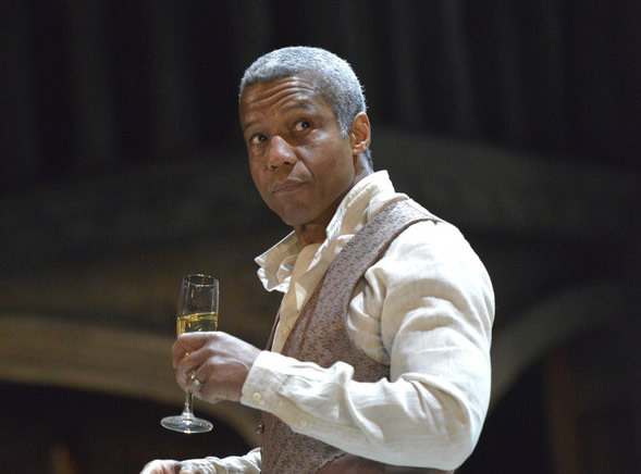 Othello at the RSC 2015