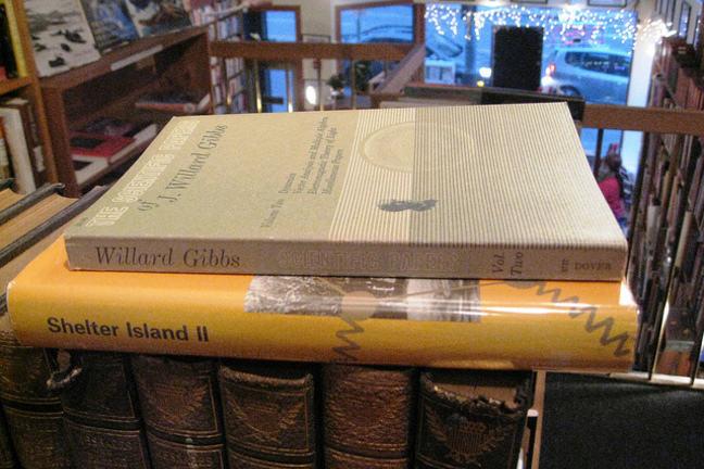 Books by Willard Gibbs