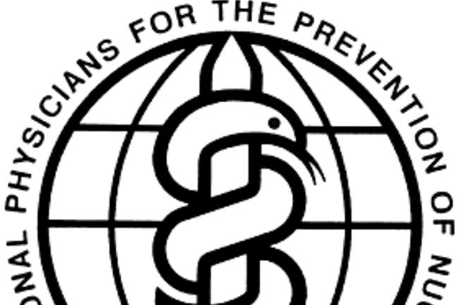 Logo of International Physicians for the Prevention of Nuclear War (IPPNW)