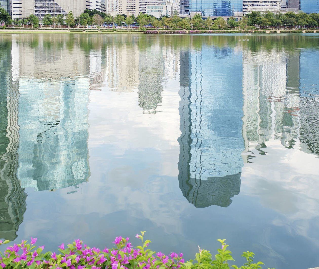 Water for Liveable and Resilient Cities
