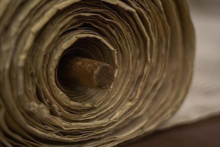 Image of a parchment
