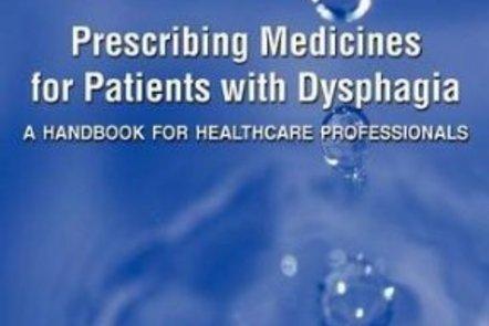 Prescribing and dysphagia book