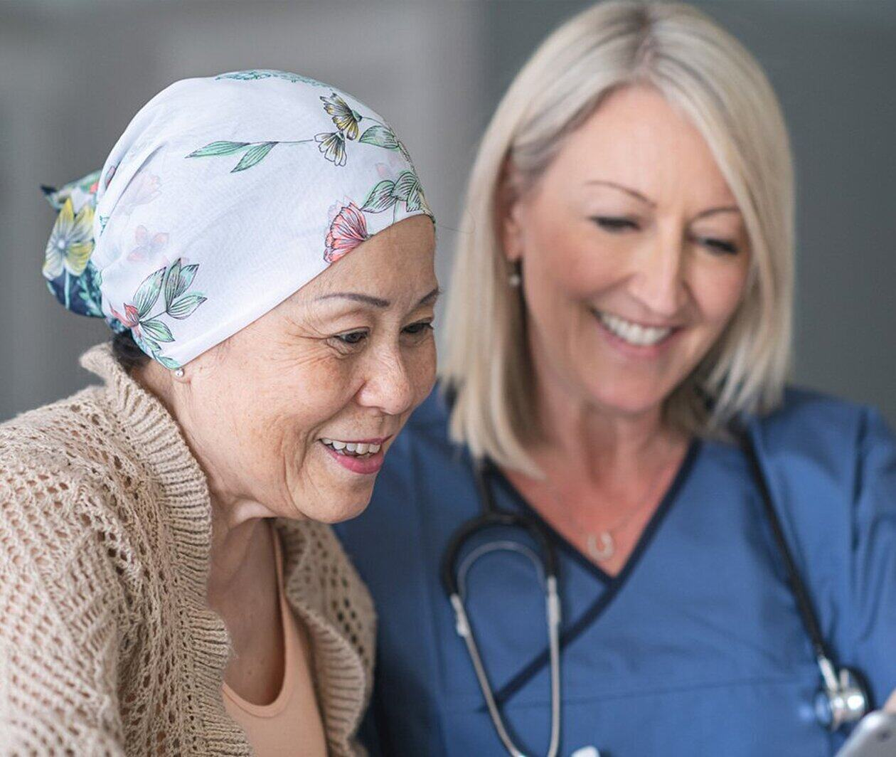 Cancer and the Older Person: Improving Care, Outcomes and Experience