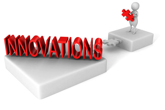Innovations and jigsaw pieces