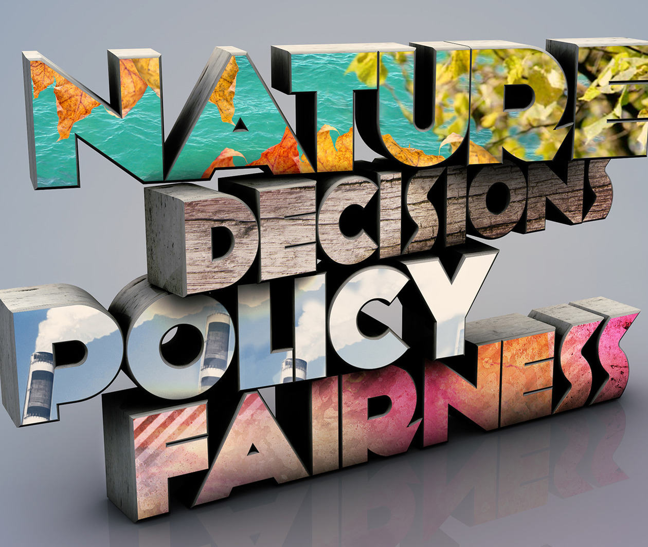 Fairness and Nature: When Worlds Collide