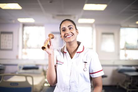 Midwifery student