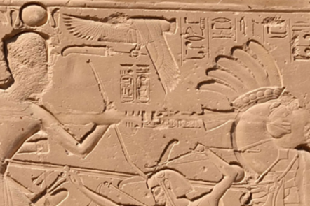 Art from Egypt - one of the Superpowers of the Ancient Near East