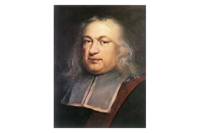 Pierre Fermat, a great French mathematician