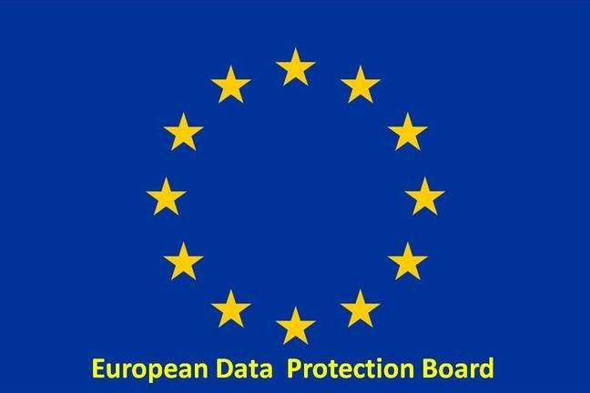 European Data Protection Board