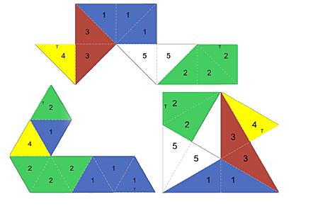 Tuck flex templates