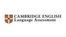 Cambridge English Language Assessment logo