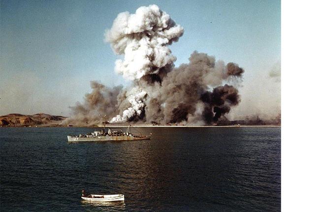 Korean War Hungnam