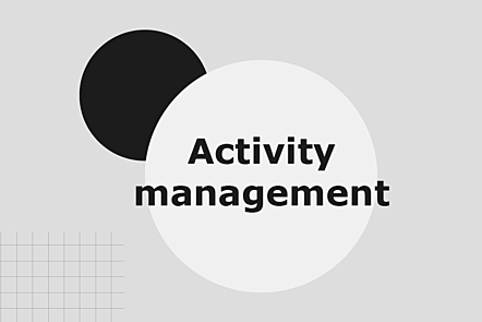 Activity Management