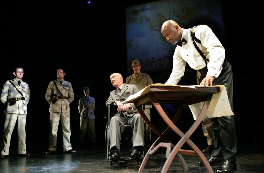 Othello at the RSC 2009