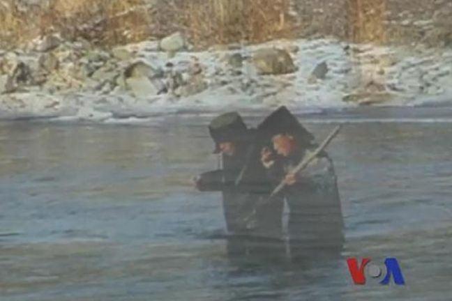 North Korean refugee problem