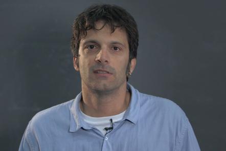 Photo of educator Luigi Del Debbio
