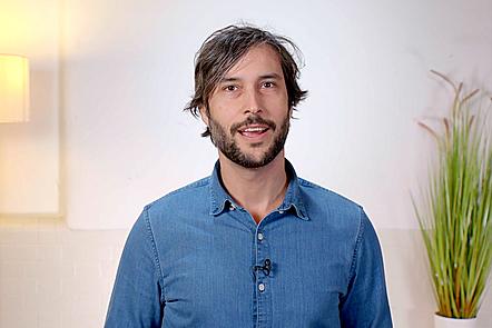 Thiago Earp, Blockchain Communications Specialist.