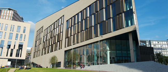 University of Strathclyde Campus – Technology and Innovation Centre building