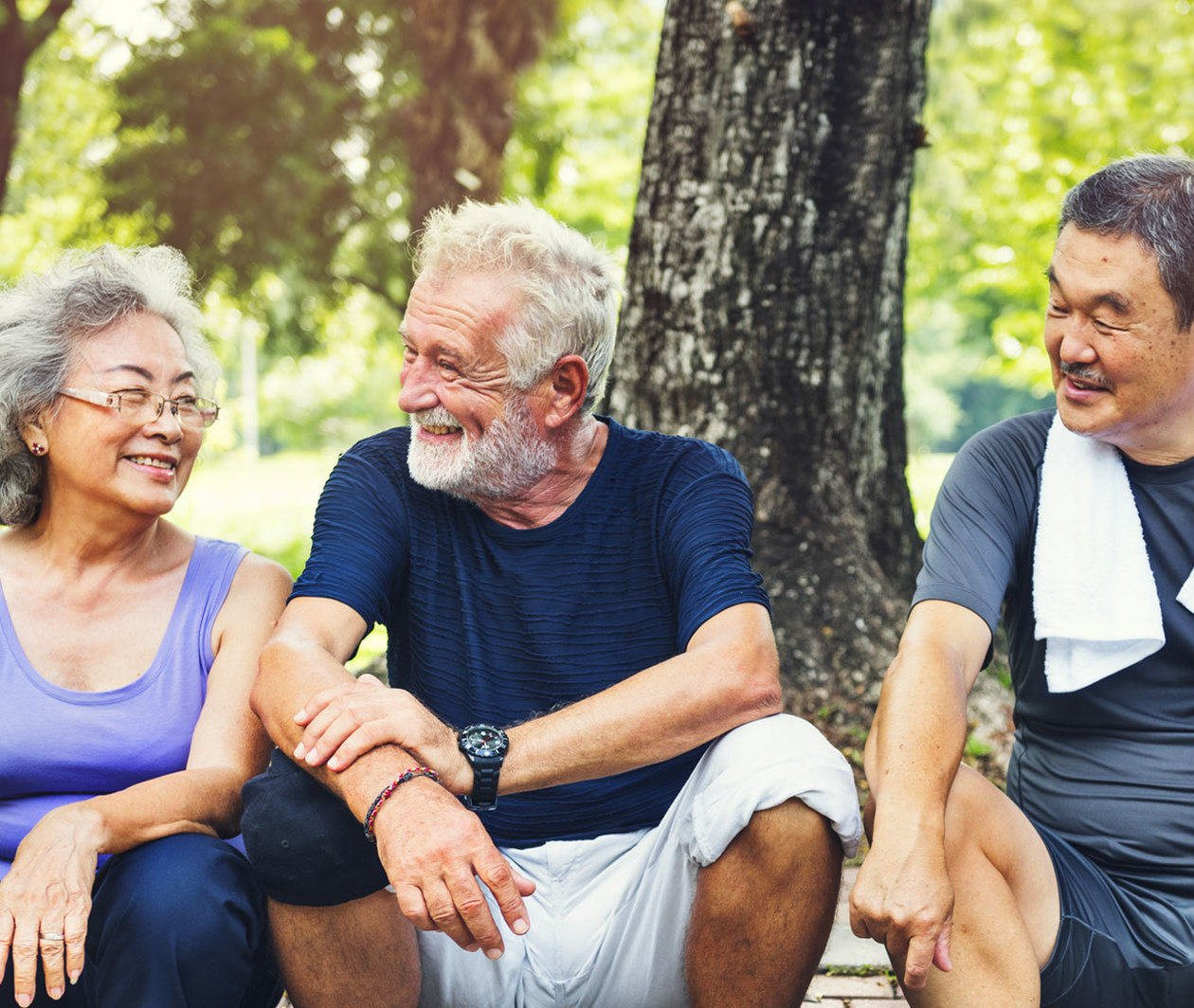 Aging Populations: Lessons In Healthy Aging From Japan