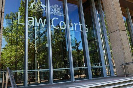law courts in Sydney, Australia
